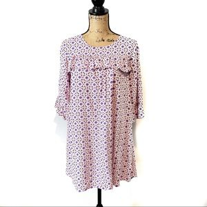 Crown & Ivy Tunic Size Extra Large